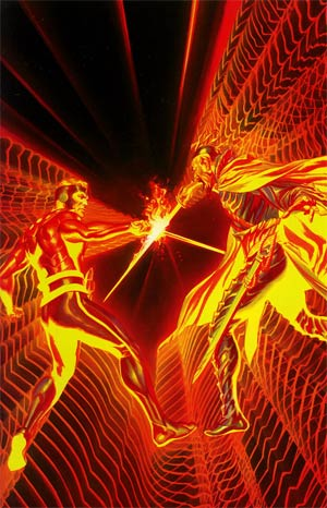Flash Gordon Zeitgeist #7 Incentive Alex Ross Virgin Cover