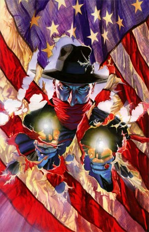 Shadow Vol 5 #7 Incentive Alex Ross Virgin Cover