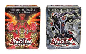 Yu-Gi-Oh 2012 Collectible Tin Case Wave 2 Assortment