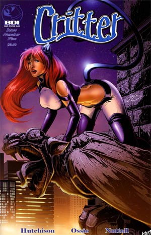 Critter Vol 2 #5 Cover B Jenevieve Broomall