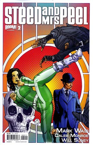 Steed And Mrs Peel Vol 2 #2 Regular Cover A Drew Johnson