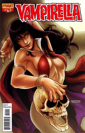Vampirella Vol 4 #24 Regular Fabiano Neves Cover
