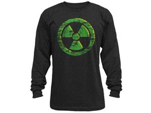 Hulk Iconic Hulk Thermal Long Sleeve Large