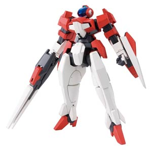 Gundam Model Kit Action Figure Gundam Age High Grade 1/144 Scale #28 Clanche (RGE-G2100)