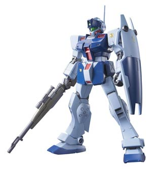 Gundam Model Kit Action Figure High Grade Universal Century 1/144 Scale #146 RGM-79SP GM Sniper II E.F.S.F. Mass-Produced Mobile Suit