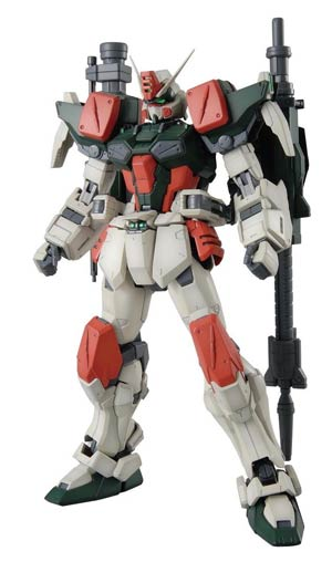 Gundam Model Kit Action Figure Master Grade 1/100 Scale - Buster Gundam Z.A.F.T. Monbile Suit GAT-X103