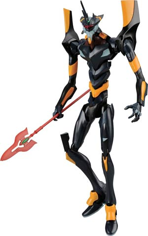 Neon Genesis Evangelion Model Kit Action Figure EVA-06 Evangelion 2.0 Ver (You Can (Not) Advance)