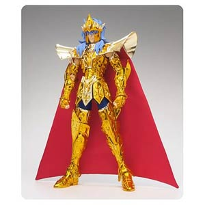Saint Seiya Saint Cloth Crown - Sea Emperor Poseidon Action Figure