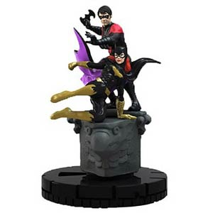 DC HeroClix Batman Marquee Figure Pack - Nightwing Batgirl Duo