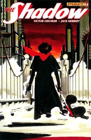 Shadow Vol 5 #7 Regular Darwyn Cooke Cover