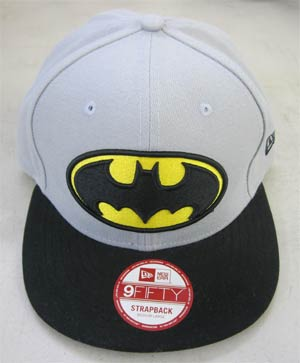 Batman Basic Strap Official Snap Back Cap M/L