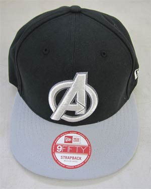 Avengers Basic Strap Official Snap Back Cap M/L