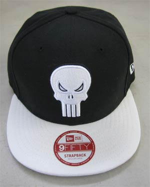 Punisher Basic Strap Official Snap Back Cap M/L