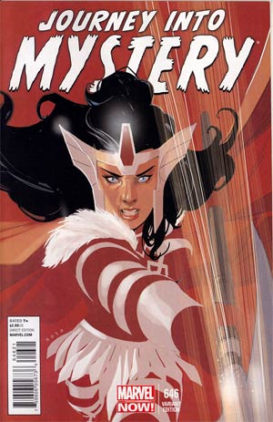 Journey Into Mystery Vol 3 #646 Incentive Phil Noto Variant Cover