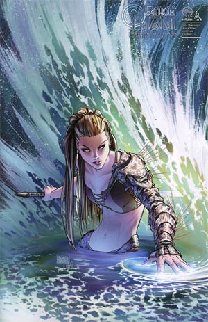 Fathom Kiani Vol 2 #4 Cover B Incentive Michael Turner Classic Kiani