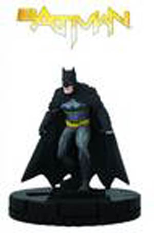 DC HeroClix Batman Sonic Transmitter 3D Object With Object Card
