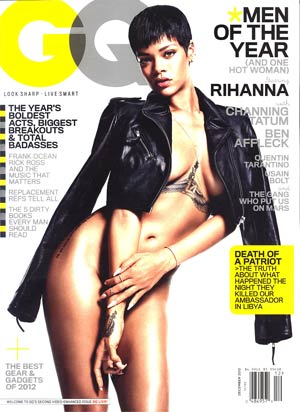 GQ Vol 82 #12 Dec 2012