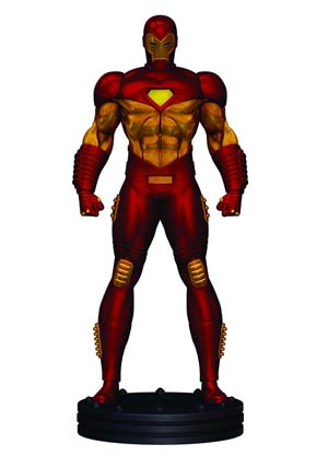 Iron Man Modular Armor Statue By Bowen