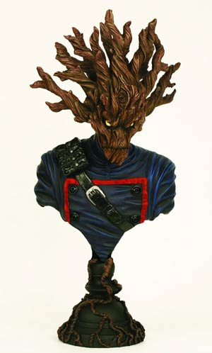 Groot Mini Bust By Bowen