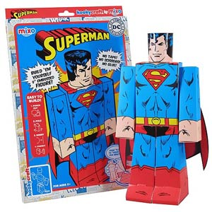 Superman 9-Inch Kookycraft