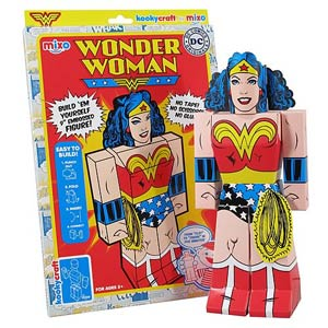 Wonder Woman 9-Inch Kookycraft