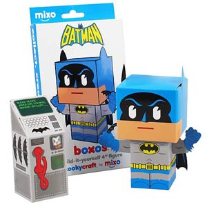 Batman 4-Inch Boxo