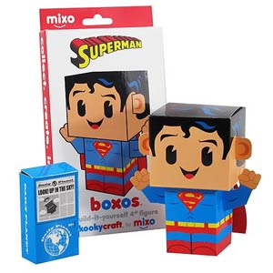 Superman 4-Inch Boxo