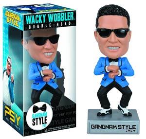 Gangnam Style Psy Wacky Wobbler