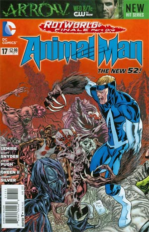 Animal Man Vol 2 #17