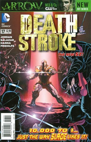 Deathstroke Vol 2 #17