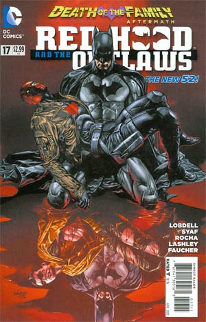 Red Hood And The Outlaws #17 (Death Of The Family Tie-In)