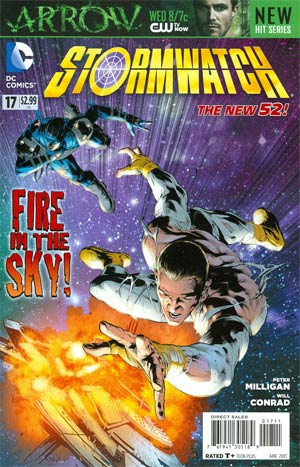 Stormwatch Vol 3 #17
