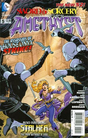 Sword Of Sorcery Vol 2 #5