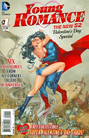 Young Romance A New 52 Valentines Day Special #1
