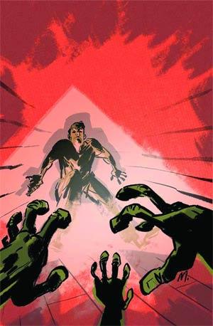 Creator-Owned Heroes #9 Cvr B Scott Morse