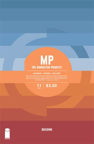 Manhattan Projects #11