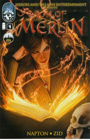 Son Of Merlin #1 Cover B Stjepan Sejic