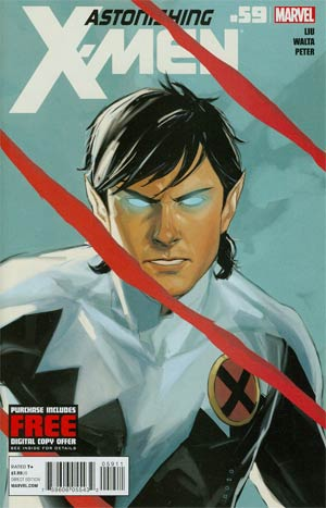Astonishing X-Men Vol 3 #59