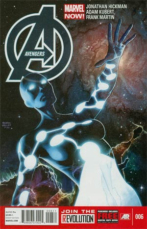 Avengers Vol 5 #6 1st Ptg Regular Dustin Weaver Cover