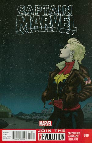 Captain Marvel Vol 6 #10