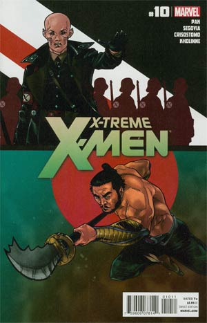 X-Treme X-Men Vol 2 #10