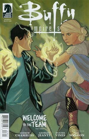 Buffy The Vampire Slayer Season 9 Freefall #18 Regular Phil Noto Cover