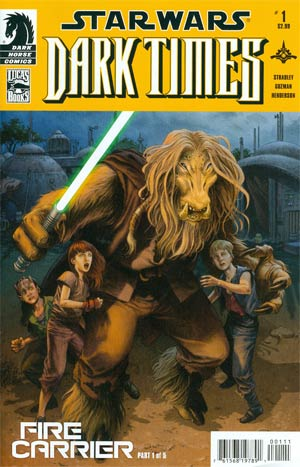 Star Wars Dark Times Fire Carrier #1