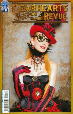 Gearhearts Steampunk Glamor Revue #6