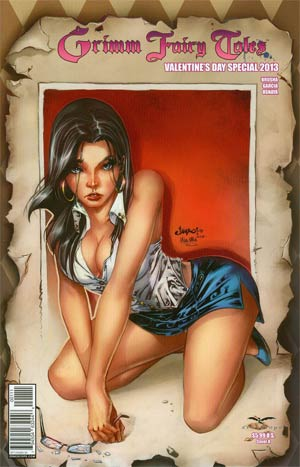 Grimm Fairy Tales Valentines Day Special 2013 Cover A Jimbo Salgado