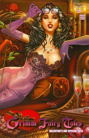 Grimm Fairy Tales Valentines Day Special 2013 Cover B Franchesco
