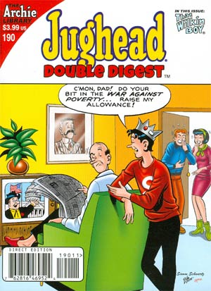 Jugheads Double Digest #190
