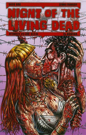 Night Of The Living Dead Aftermath #5 Gore Cvr