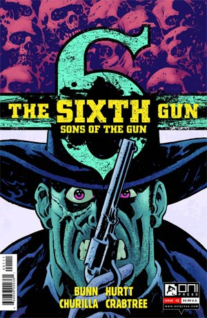 Sixth Gun Sons Of The Gun #1 1st Ptg