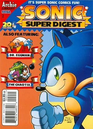 Sonic Super Digest #2